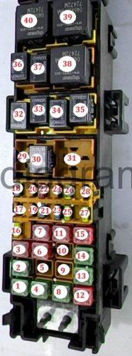 Cooling Fan Relay Wiring Diagram Furthermore Cherokee Fuse Box Diagram