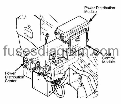 86 Dodge Engine Compartment Diagram