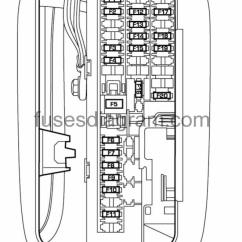 2005 Dodge Durango Fuse Box Diagram Rochester 4 Barrel Carburetor Fuses And Relays 2
