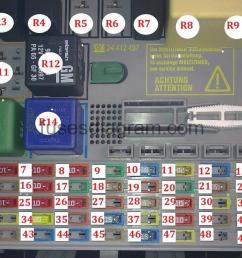 fuse box diagram astra g since 2001  [ 1200 x 751 Pixel ]