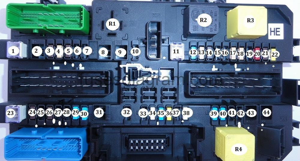 1999 Toyota Gs 400 Fuse Box Diagram