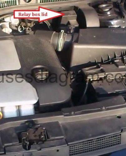 2005 Volkswagen Jetta Tdi Fuse Box Fuse Box Volkswagen Golf 4