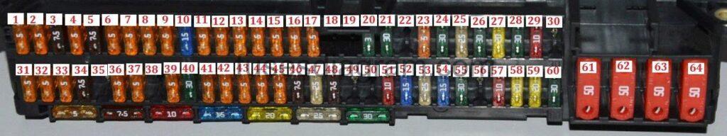 citroen c5 airbag wiring diagram basic for car stereo fuse box bmw x5 e53