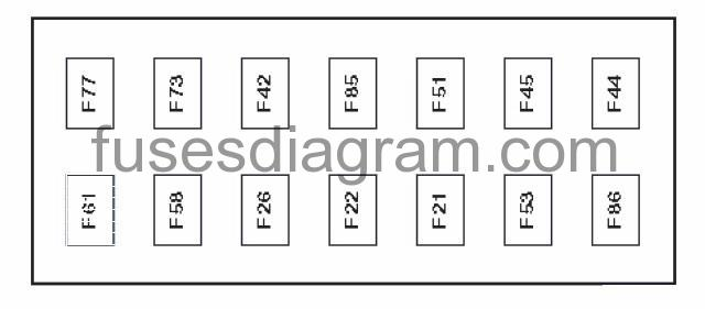 fuse box location fiat punto grande