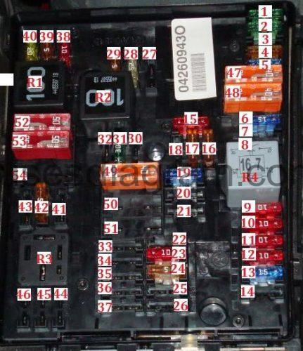 bus engine compartment diagram light switch wiring diagrams fuse box volkswagen golf mk5