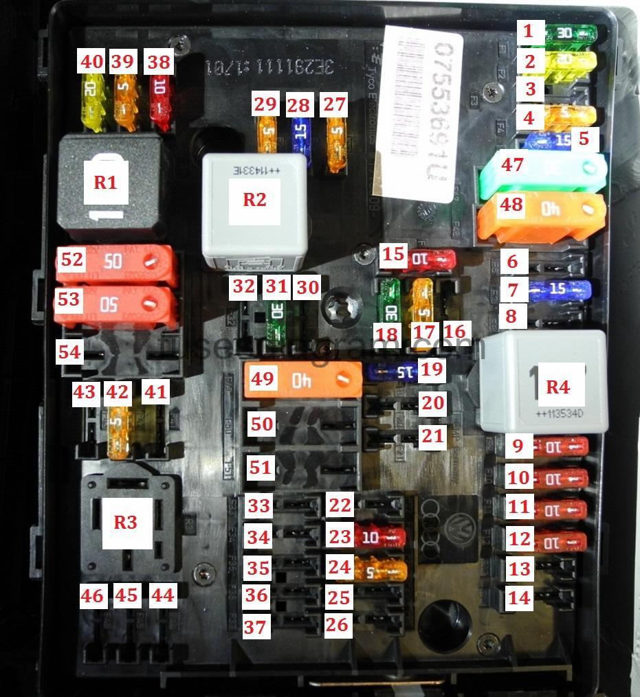 medium resolution of fuse box diagram type 2