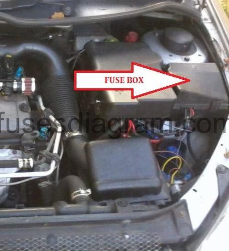 Peugeot 307 Fuse Box Diagram On Peugeot 307 Electrical Wiring Diagram