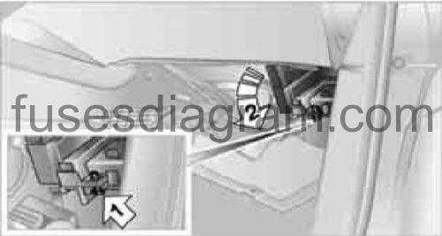 Fuse Diagram Fuse Box Bmw X5 E70