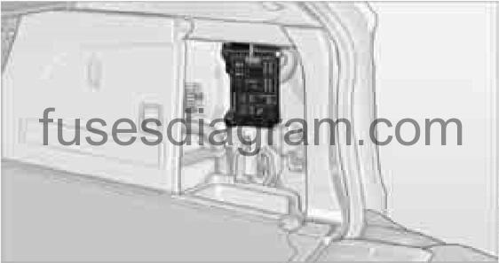 bmw x5 e70 tail light wiring diagram 69 mustang fuse box in cargo bay