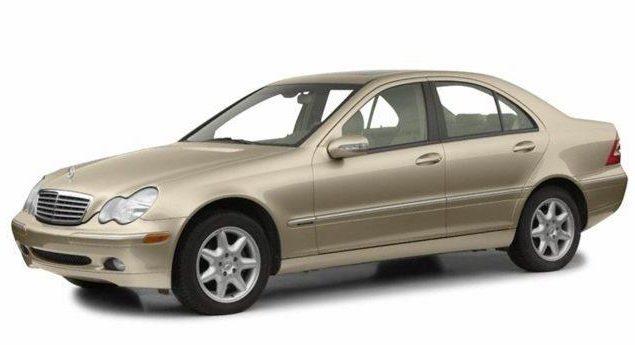 2005 Mercedes Benz C350 Fuse Box Diagram