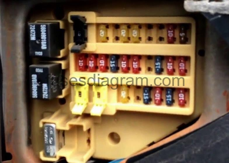 Besides 1999 Dodge Caravan On 2001 Dodge Ram Fuse Box Diagram
