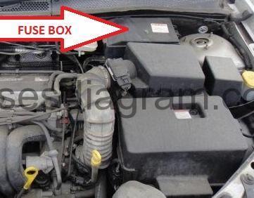 Amp Wiring Diagram Focus St Fuse Box Ford Focus Mk1