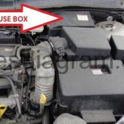 Ford Puma Central Locking Wiring Diagram For Electric Brake Controller Fuse Box Focus Mk1