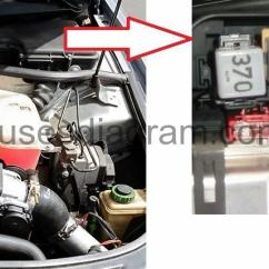 98 Audi A4 Fuse Diagram Skull Mandible Box (b5)
