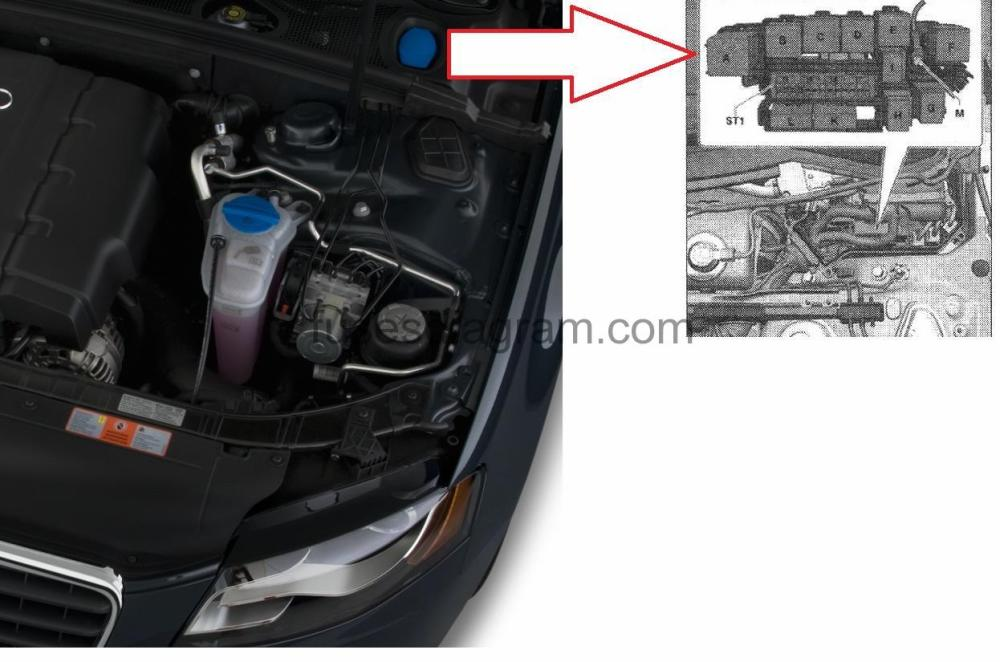 medium resolution of 2009 audi q7 fuse box images gallery
