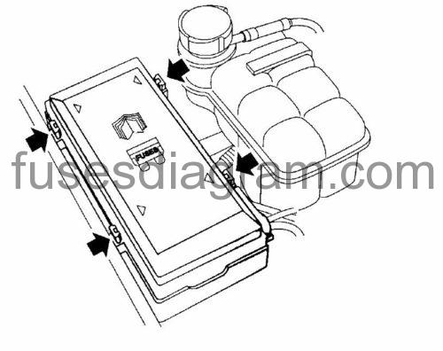 land rover discovery 4 fuse box diagram