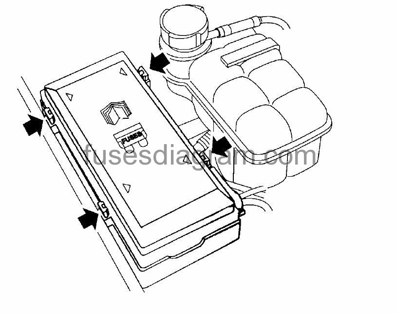 2004 Land Rover Discovery Fuse Box Diagram 2004 Range