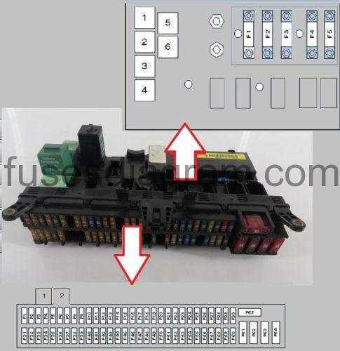 2003 Suzuki Aerio Dash Fuse Box Diagram
