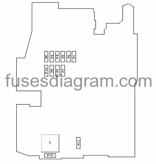 2013 Touareg Fuse Box Diagram : 29 Wiring Diagram Images