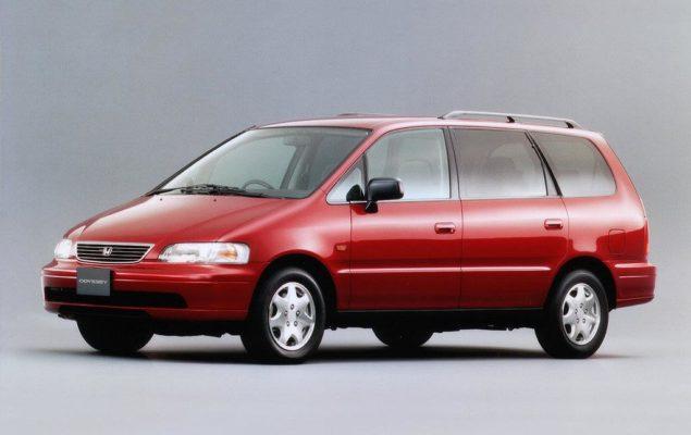 Honda Odyssey Ex Honda Odyssey 1995 With Ignition Switch