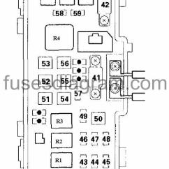 Trailer Light Wire Diagram How To A 5 Channel Amp Fuse Box Honda Odyssey 1999-2004