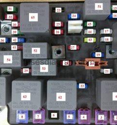 2007 kia spectra fuse box location [ 1186 x 837 Pixel ]