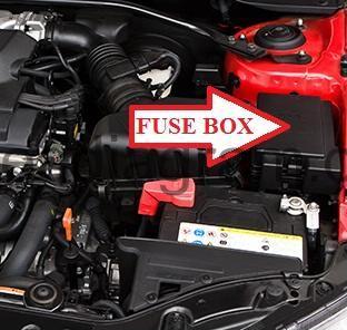 8 Engine Diagram Fuse Box Kia Cerato Kia Spectra