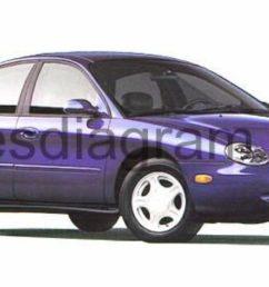 2000 ford tauru lx fuse box diagram [ 1280 x 720 Pixel ]