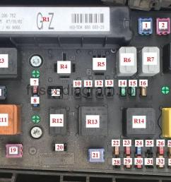 fuse box diagram version a  [ 1125 x 725 Pixel ]