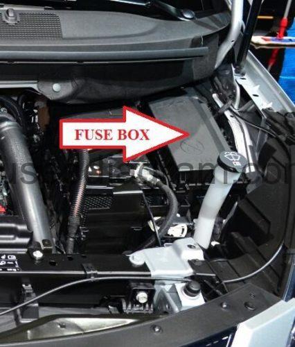 Mitsubishi Starter Wiring Diagram Fuse Box Opel Vauxhall Zafira Tourer C