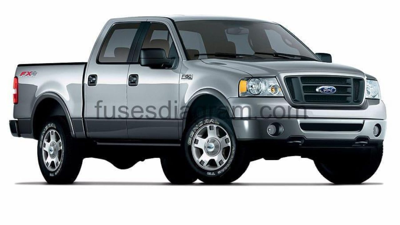 hight resolution of ford f 150 2002 5 4 v8 triton fuse box diagram