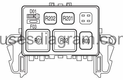 Ford Taurus Passenger Side Power Window Diagram