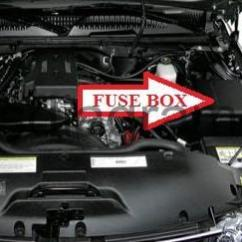 30a Relay Wiring Diagram 2000 Sportster 1200 Fuse Box Chevrolet Suburban 2000-2006