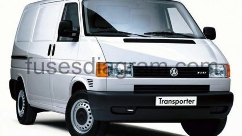 small resolution of 1997 vw eurovan wiring diagram