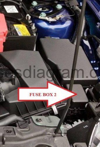 2008 Chevrolet Hhr Engine Main Fuse Box Diagram