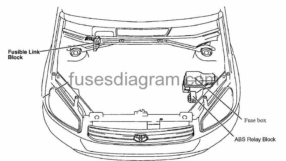 prado 150 towbar wiring harness