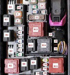 fuse box opel vauxhall meriva b fuse box on vauxhall meriva [ 720 x 1152 Pixel ]