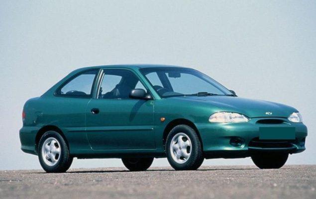1996 Hyundai Accent Fuse Box Diagram