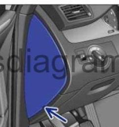 fuses and relay volkswagen cc [ 307 x 223 Pixel ]