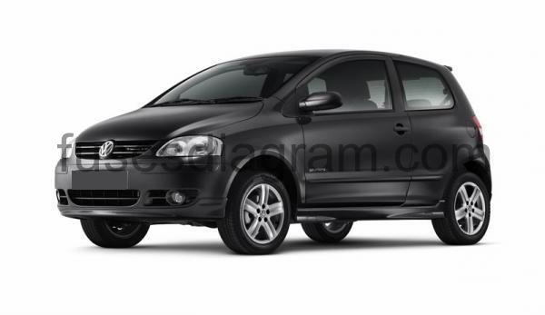 hight resolution of fuses and relay volkswagen fox