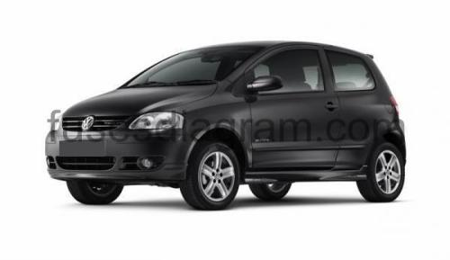 small resolution of fuses and relay volkswagen fox