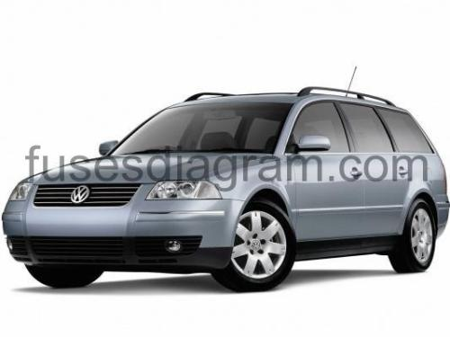 small resolution of fuses and relay volkswagen passat b5
