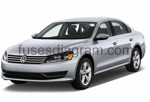 small resolution of fuses and relay volkswagen passat b7