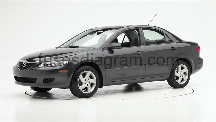 2003 Mazda Tribute Acc Fuse Box Diagram