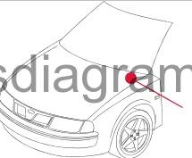 Fuse box diagram BMW 3 E30