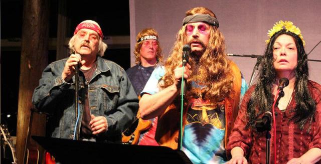 FUSF Fundraiser - Chestnut Street Revue