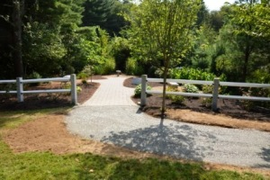 Handicapped Access to Memorial Garden at FUSF