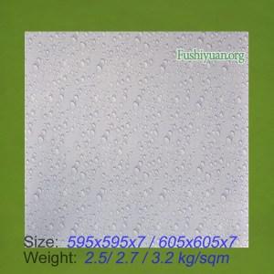 59.5cm PVC Wall Panel