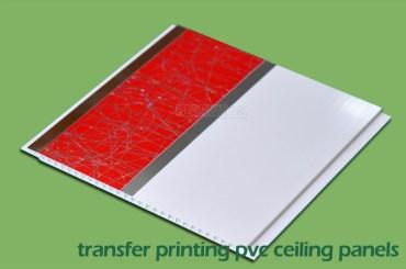 Printing PVC Ceilings