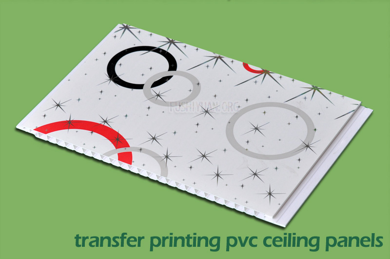 Printing PVC Panels